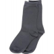 Junior boys grey ankle socks (Twin pack) (Rec - Y6)