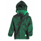 Junior green outer coat (Rec - Y6)