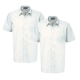 Junior boys short sleeve shirt (Rec - Y6) (Twin pack)