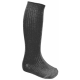 Senior girls long black socks