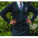 Senior girls V neck cardigan
