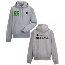 Netball hoody (in grey)