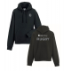 Rugby hoody (in black)
