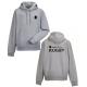Rugby hoody (in grey)