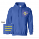 Stormers Junior Hoody -Royal Blue