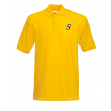 Stormers Junior Polo Shirt - yellow