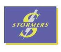 Sheffield Stormers Netball logo